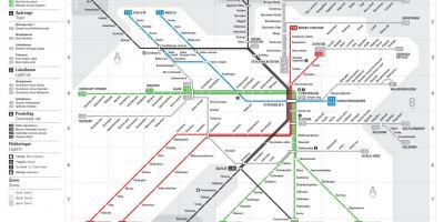 Sl Karta Arlanda.Stockholm Map Kartor Stockholm Sodermanland Och Uppland Sverige