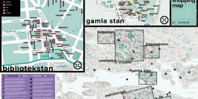 tunnelbana karta över stockholm